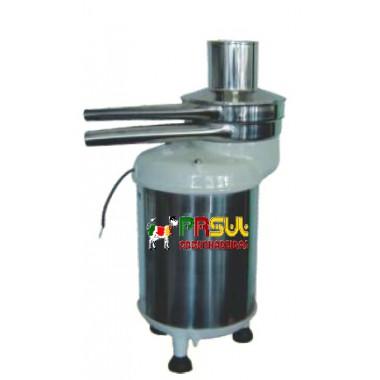 Desnatadeira elétrica de 1000 lt por hora