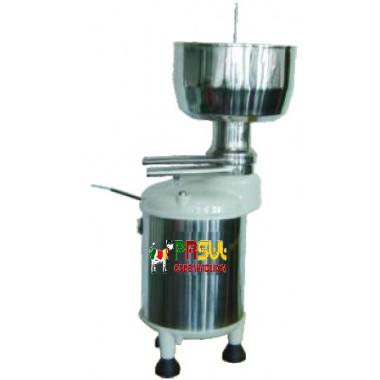 Desnatadeira elétrica de 100 lt por hora