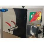 Pasteurizador e processador 20 lt de leite