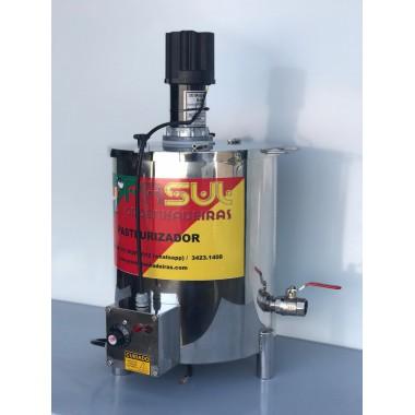 Pasteurizador de 50 lt para Calda de Sorvete