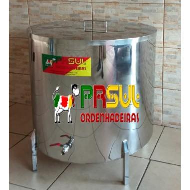 Pasteurizador de 20 lt elétrico para Molhos