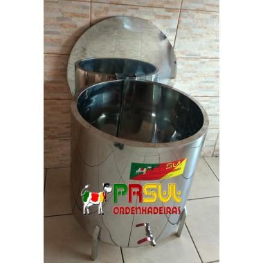 Pasteurizador de 50 lt elétrico para Molhos
