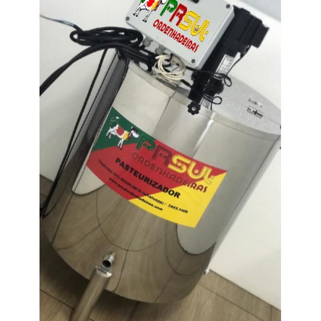 Pasteurizador de 300 lt para Sucos