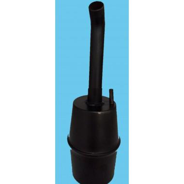 Surdina (silencioso) para Bomba 900 lt ou 1000 lt (serve para os 2 tamanhos)