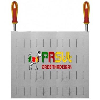 Placa dessoradora para Pasteurizadores Prsul